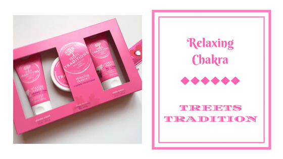 relaxing chakra treets tradition coffret