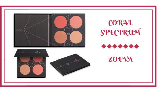 Coral spectrum zoeva