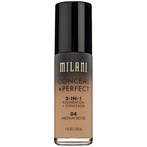 milani conceal & perfect 2 in 1 04 medium beige