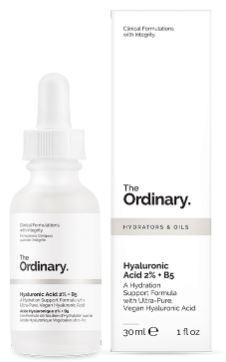 the ordinary hyaluronic acid2%+B5