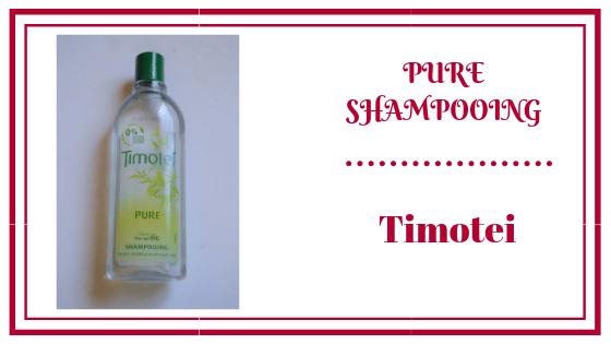hshampooing timotei pure extrait de the vert bio-cheveux-normaux-regraissant-vite