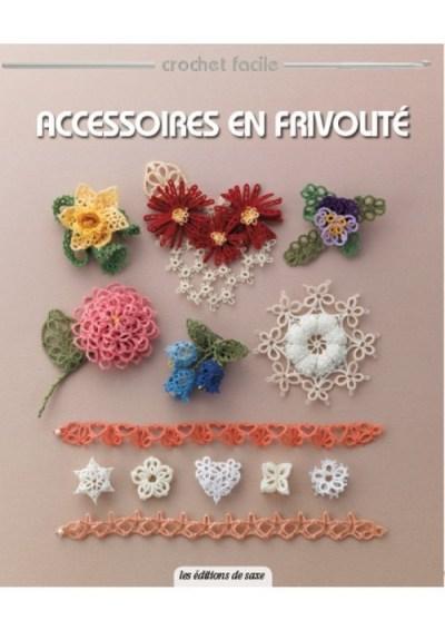 Accessoires en frivolité - Emiko Kitao