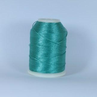Altin Basak fil polyester turc n°22 Turquoise moyen