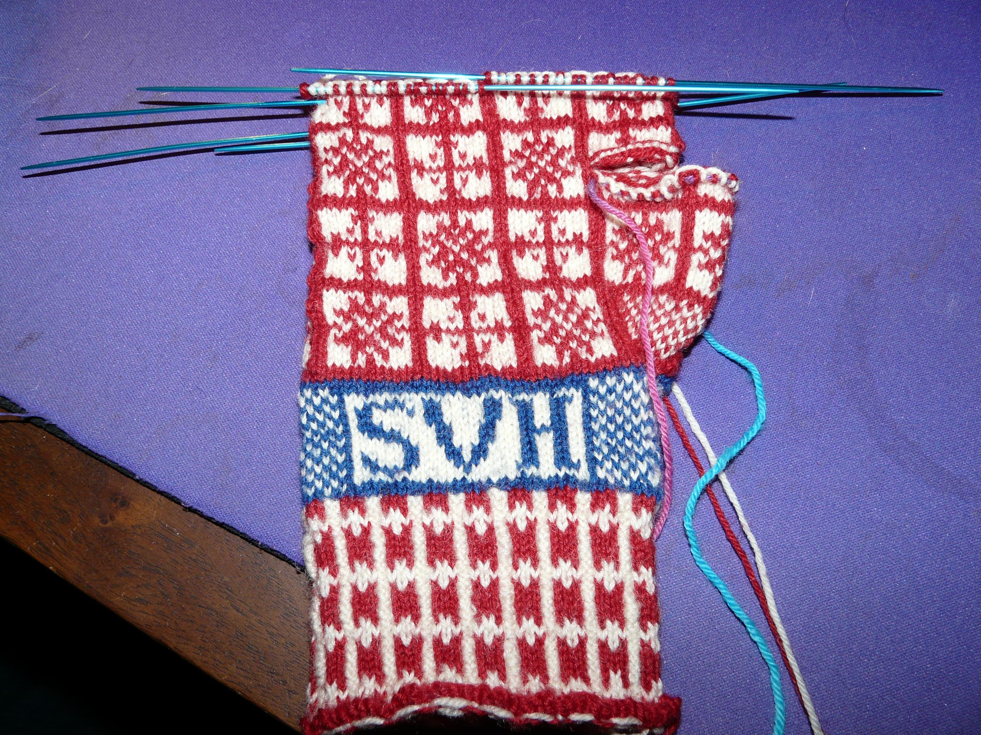 Snaquhar Gloves