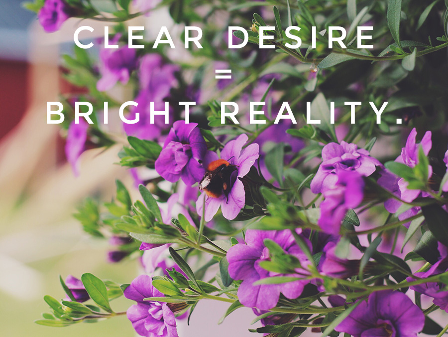 clear desires