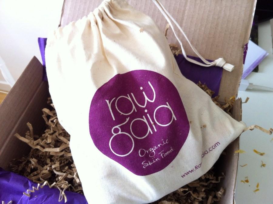 Raw gaia sample kit