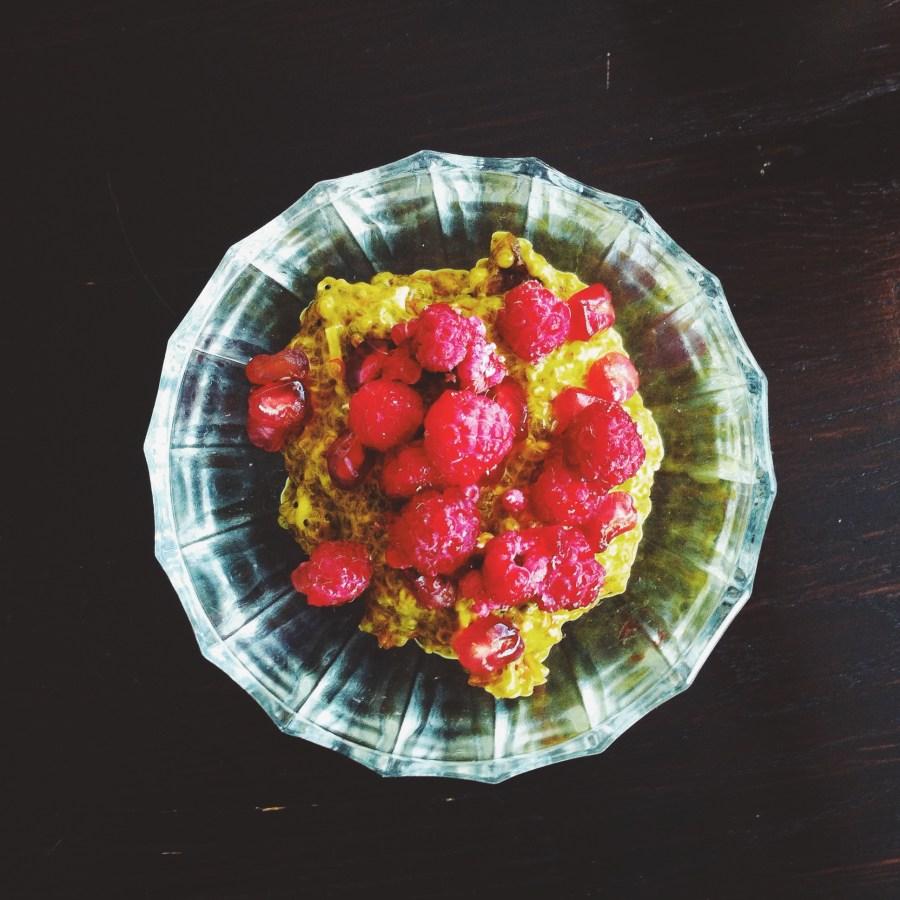 chia seed pudding ayurveda