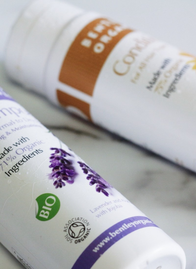 Bentley Organic Shampoo & Conditioner Review