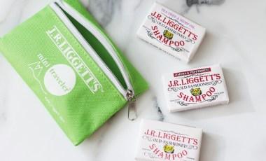 iHerb Haul: J.R Liggett's Shampoo Bar & More