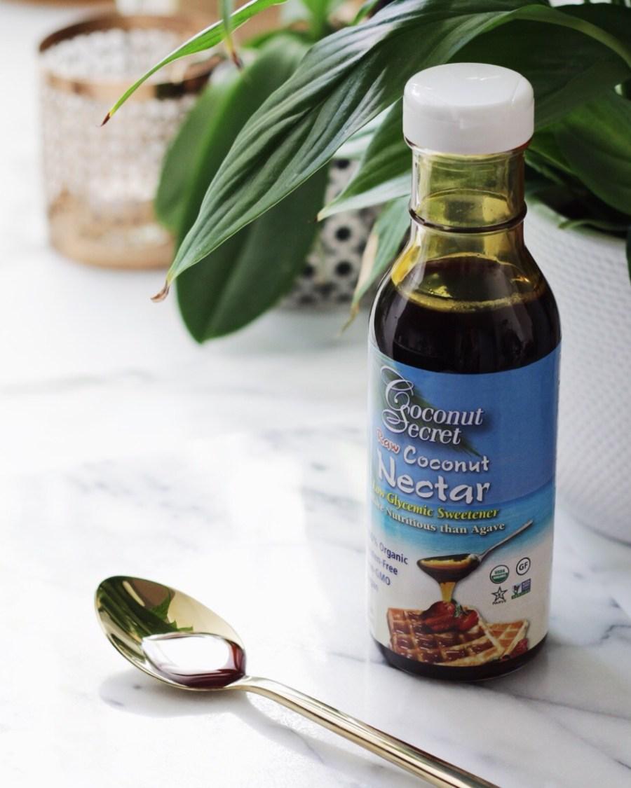 iHerb Haul Coconut Secret Raw Coconut Nectar