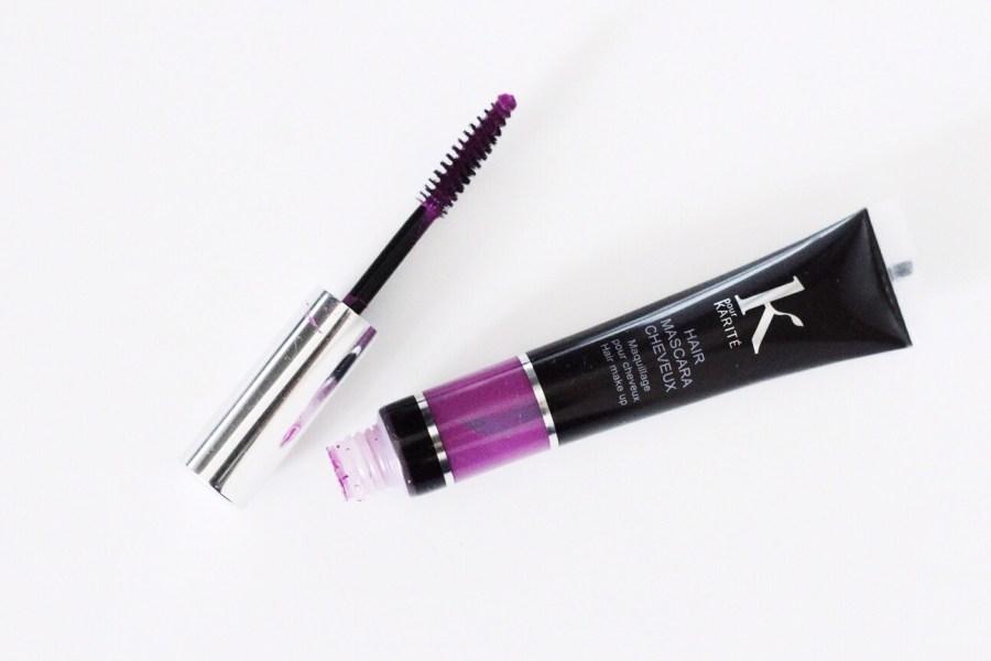 K pour Karité Hair Mascara Color Review