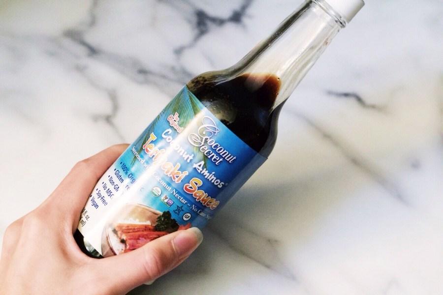 iHerb haul coconut aminos teryiaki sauce
