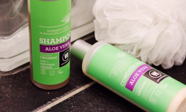 My Top 3 Favorite Natural Shampoos<br> for normal to greasy hair