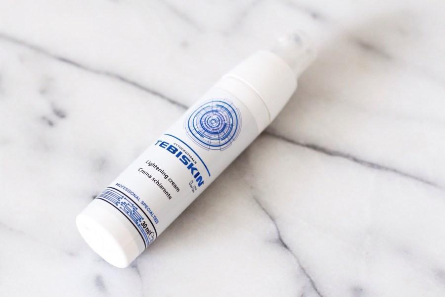 Tebiskin LC Lightening Cream Review