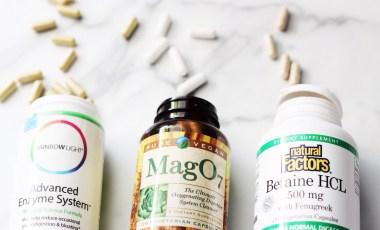 iHerb Haul: Food & Supplements