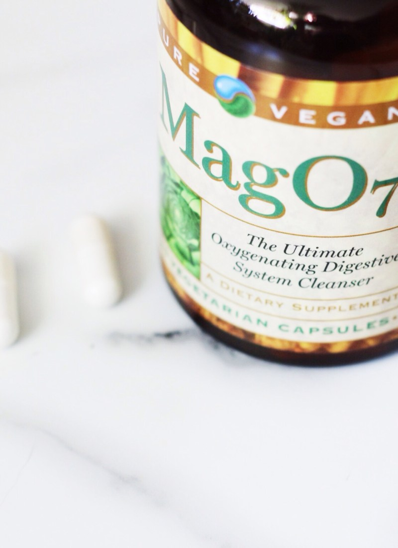 Tools for Detox: Magnesium Oxygen (Mag 07)
