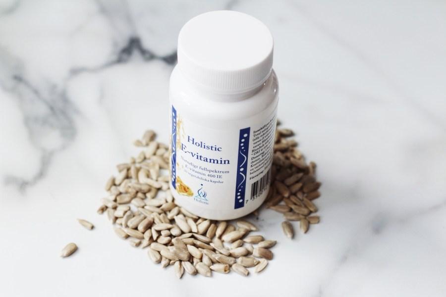 Holistic Vitamin E 400 IU Ultra Detox Ultrabalans