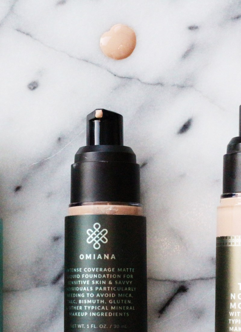 Omiana – Natural Make Up & Skincare for Sensitive Skin