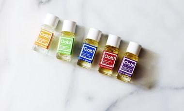Ooh! Oils of Heaven Mini Sample Set