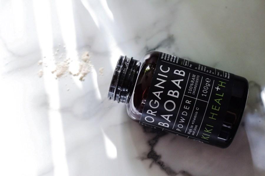 Kiki Health Baobab Powder
