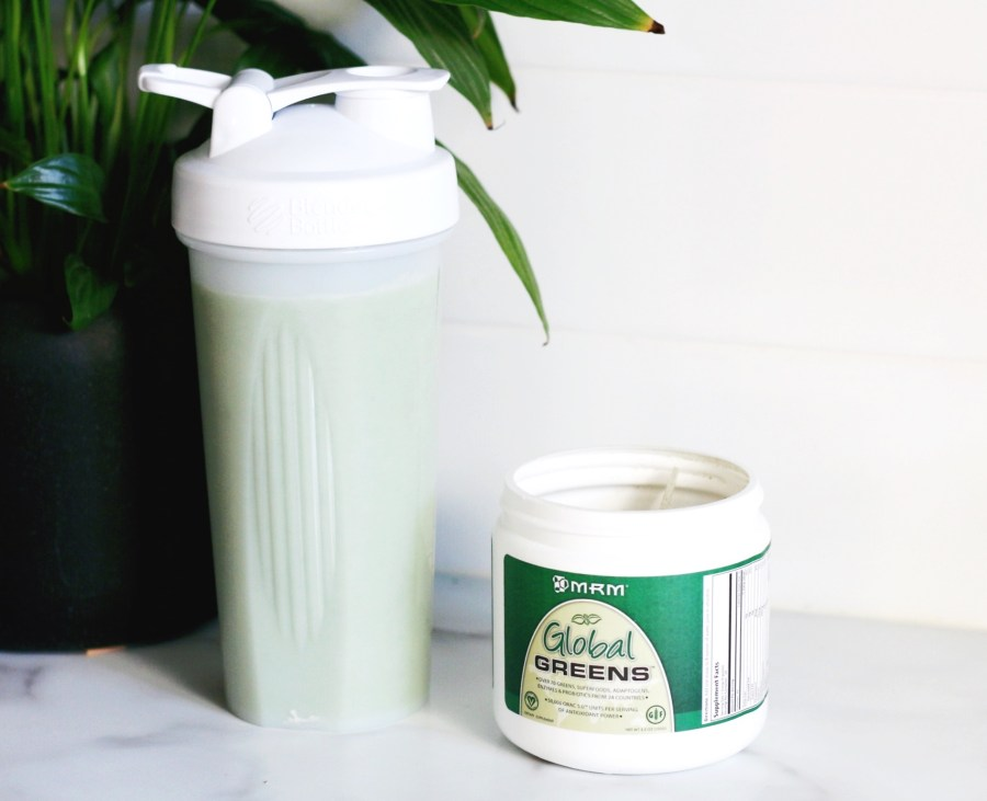 sundesa blender bottle MRM global greens iherb haul