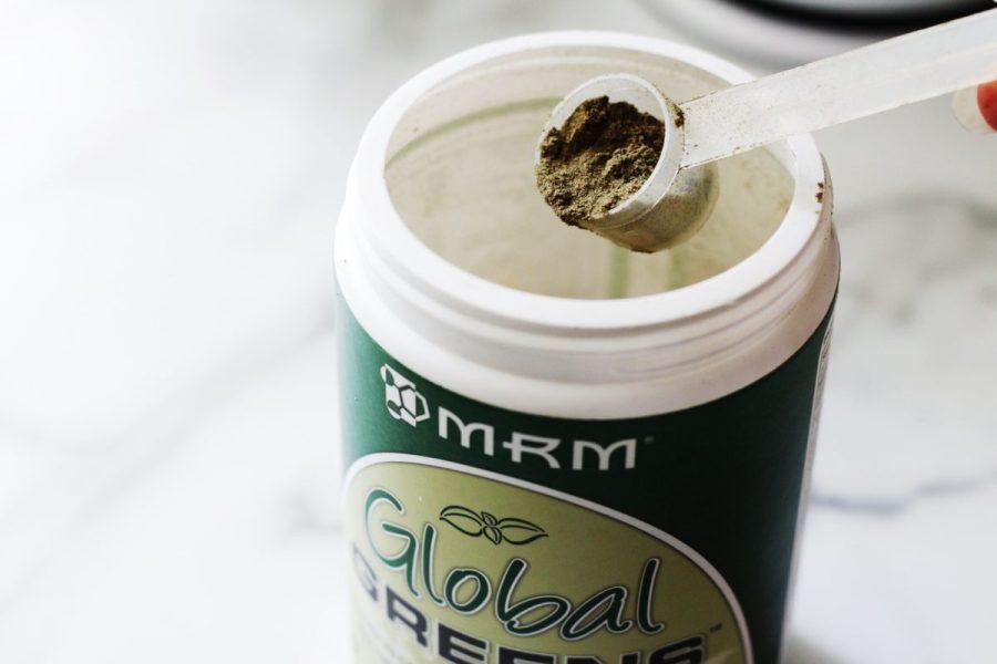 iHerb MRM Global Greens