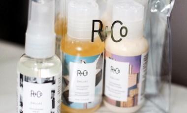 R+Co | Dallas Shampoo & Conditioner + Thickening Spray