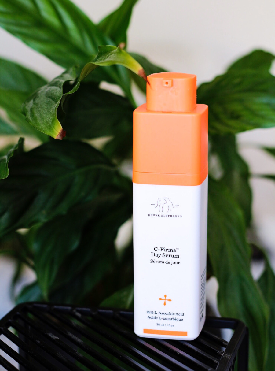Drunk Elephant C-Firma Day Serum review