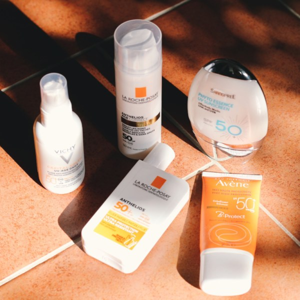 The Top Best Face Sunscreens of 2021