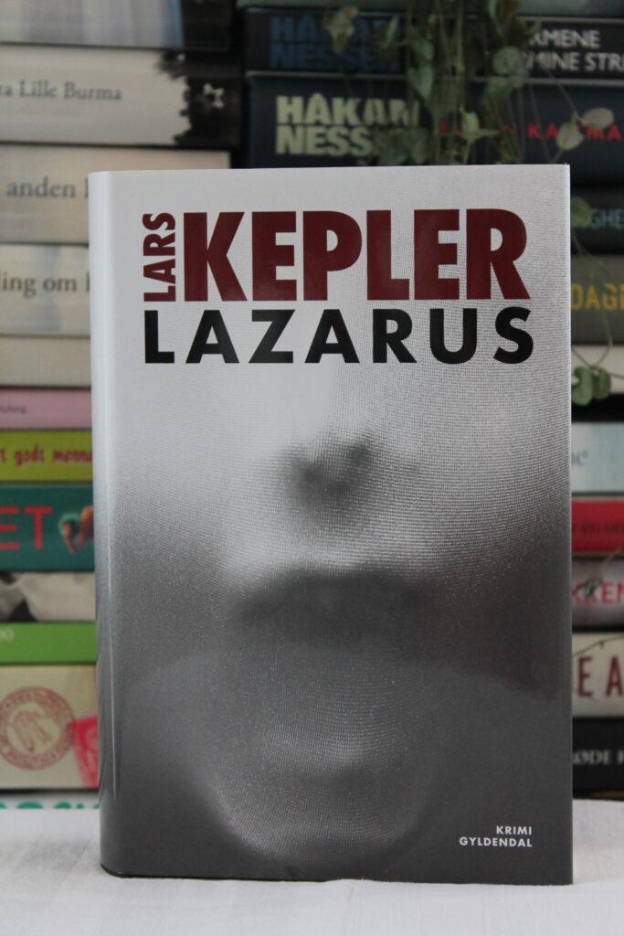 Lars Keplers Lazarus er uhyggelig!