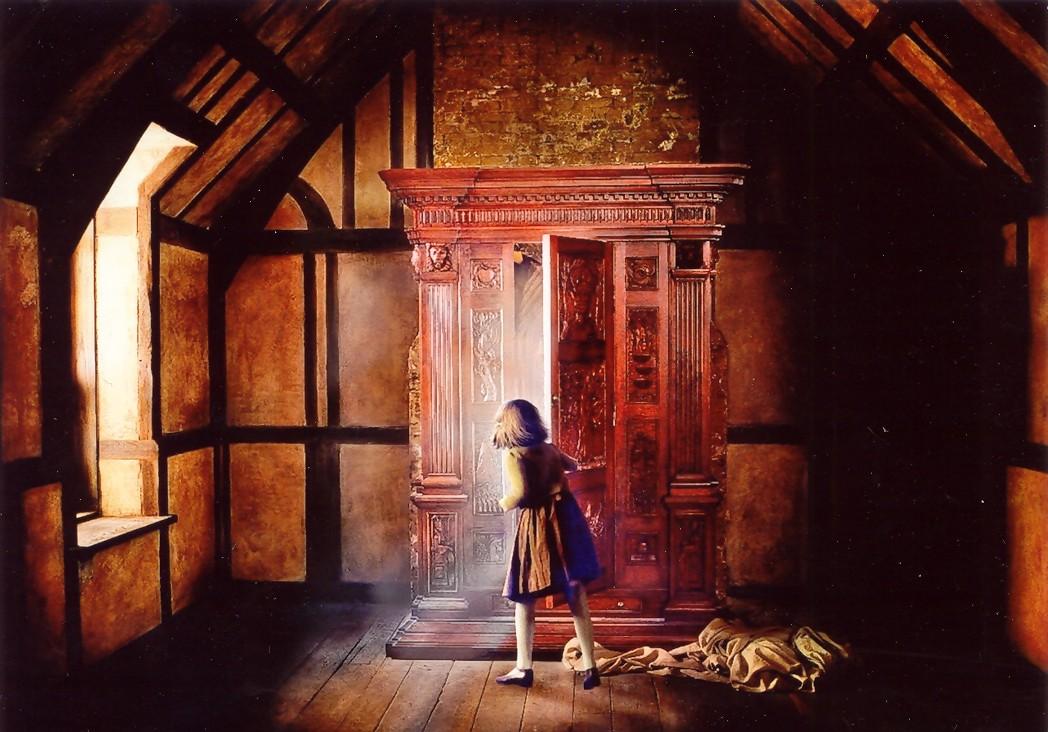 Klædeskabet til Narnia (for strikkere) + en gave