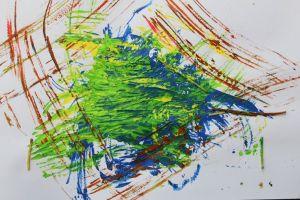 spaghetti-maling, sjov-boern, sjov-børn, kreativ-leg, udendørsleg, for-børn, for-boern, kreativ