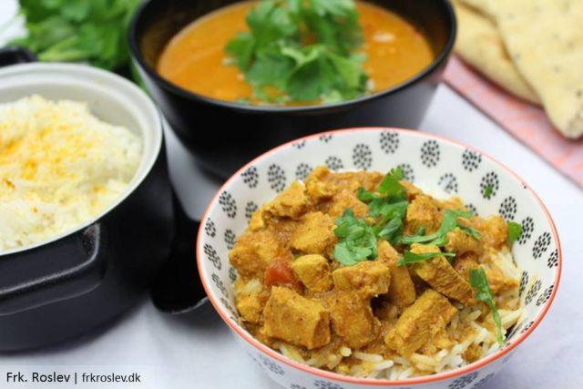 butter-chicken, indisk-mad, aftensmad, opskrift, indisk, kylling, garam-masala, opskrift