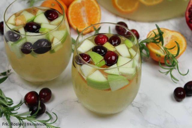 julesangria, cocktailhour, drink, sangria, jul, opskrift, juleopskrifter