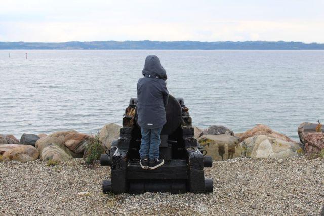 kanonkongen, fregatten-jylland