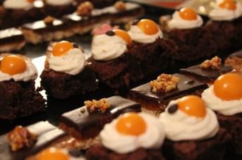 Schokoladen-Fingerfood