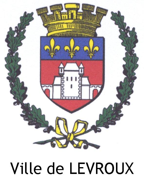 Logo Ville Levroux
