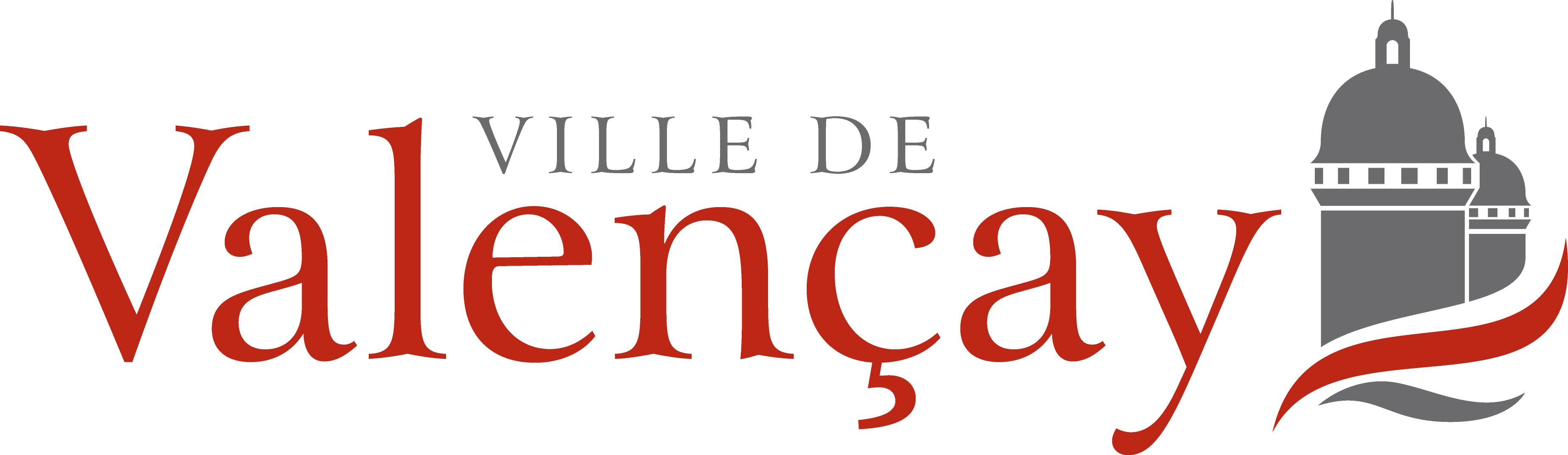 Logo Ville Valencay