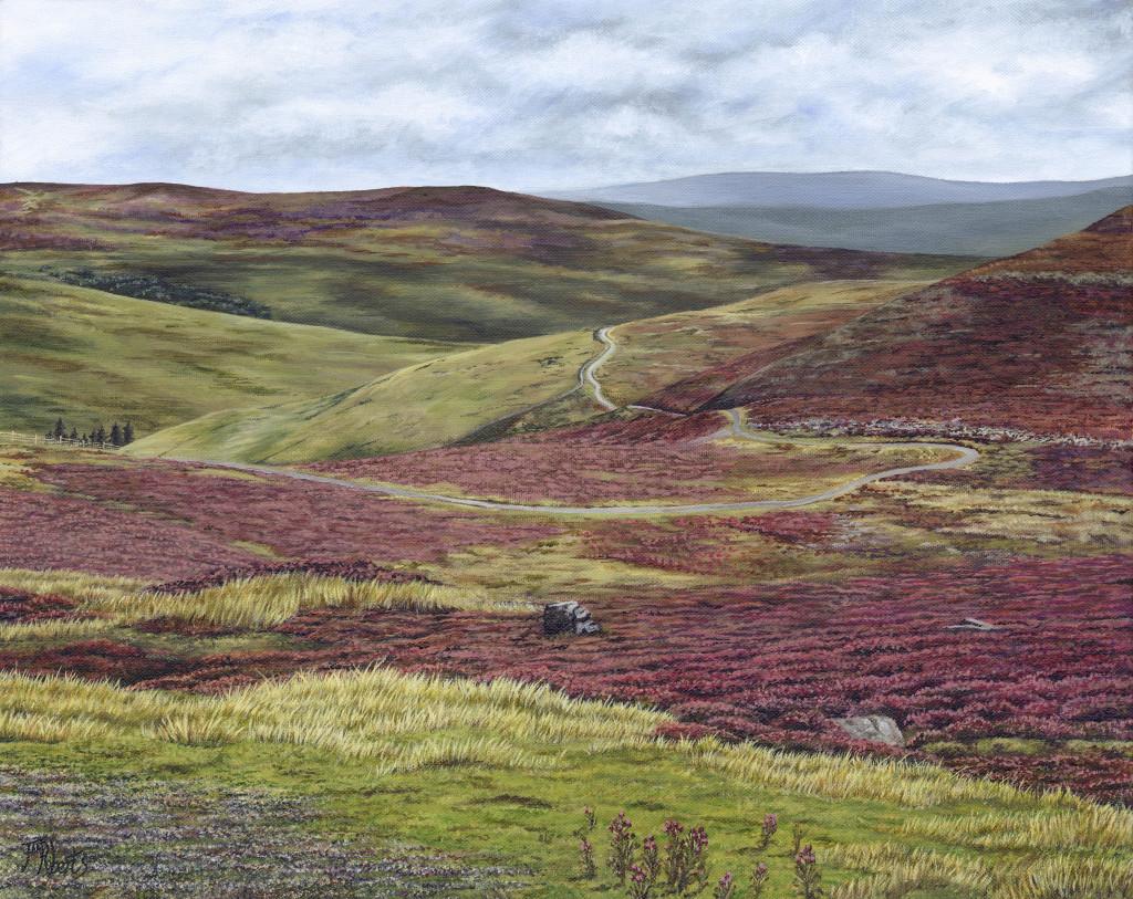Yorkshire Dales Francesca Roberts Fine Art