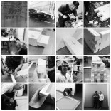 Some pictures showing how the frames are handcrafted