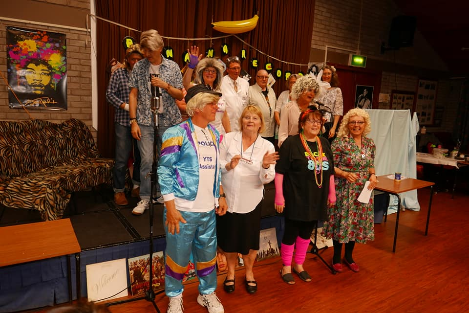 Fabulous Result for our Charity Murder Mystery Evening!!!