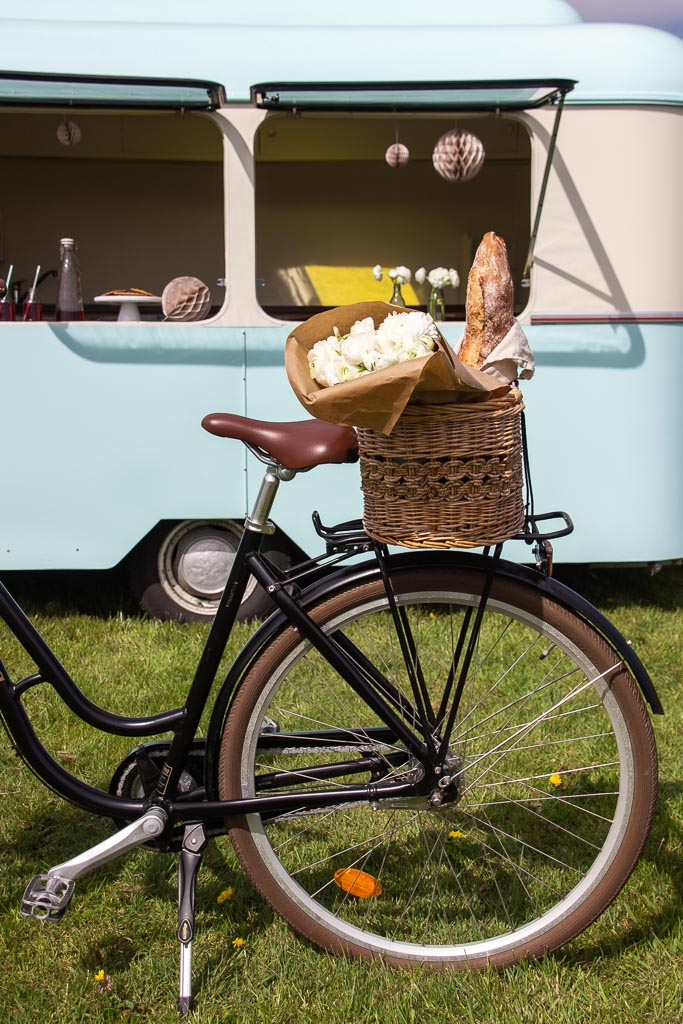 Picnic cykel