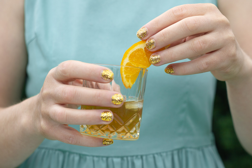 Don Drapers old fashioned