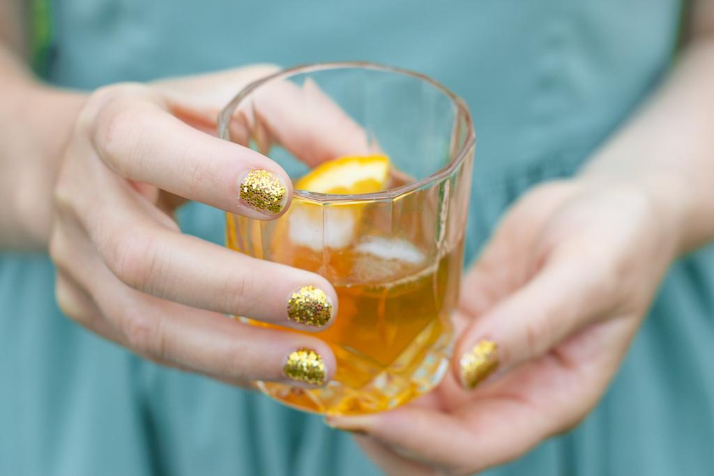 Old fashioned drink opskrift
