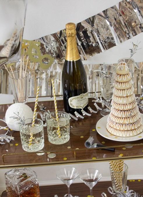 Sådan arrangerer du et brag af en nytårsfest
