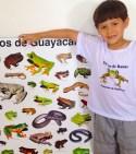 November - Brian & Aura run Environmental Education session in Costa Rica