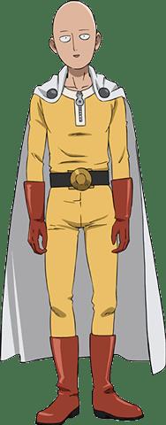 One Punch Man、ワンパンマン