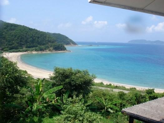 奄美のビーチ