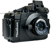 Nauticam NEX-5用ハウジング with Nikonos