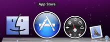 Mac App Storeのアイコン